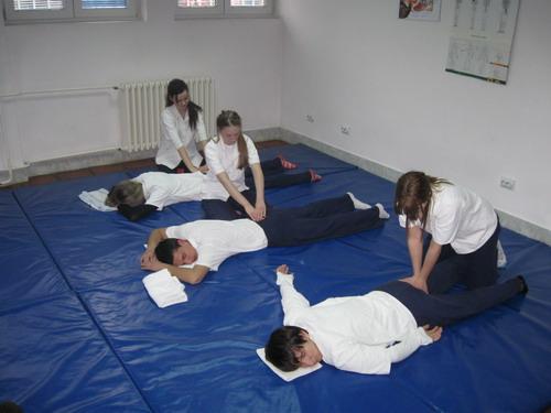 Obrazovanje fizioterapeuta