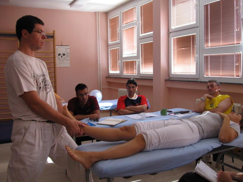 Fascija anatomija disfunkcija tretman