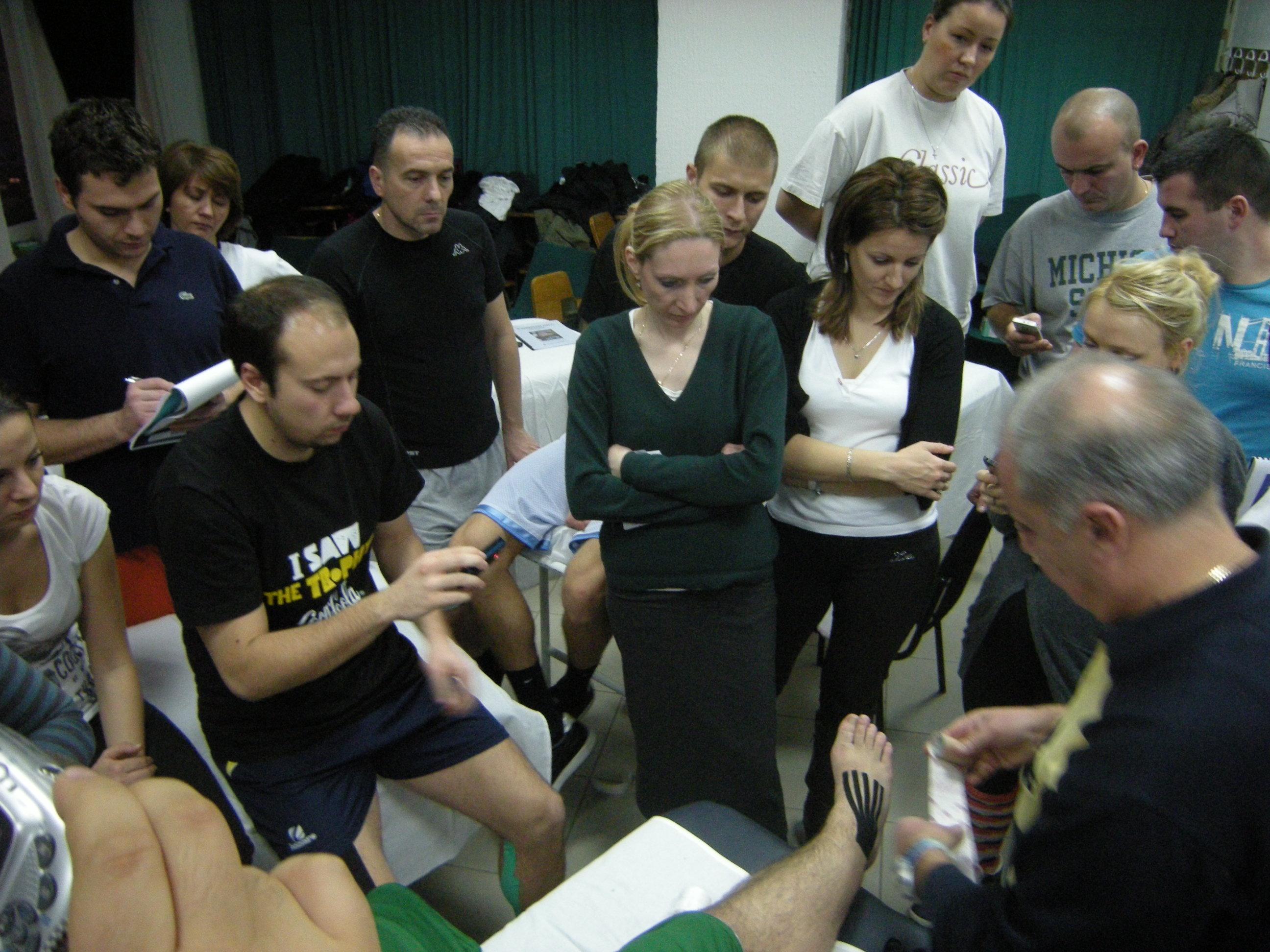 Medisport kurs neuromišićnog tejpinga