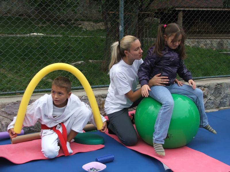 Sportska bajka, ZOO vrt Beograd,2010