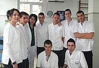 Učenici u medicinskoj školi Beograd