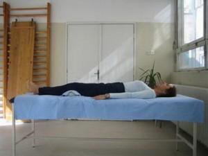 Mobilizacija  zglobova polozaj pacijenta